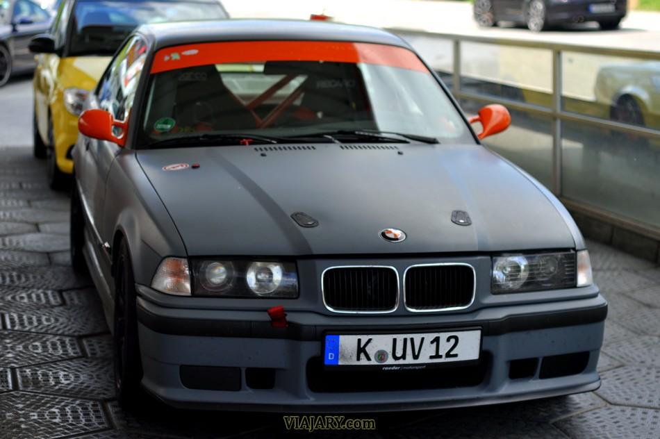 BMW M3 E36 muy bien preparado