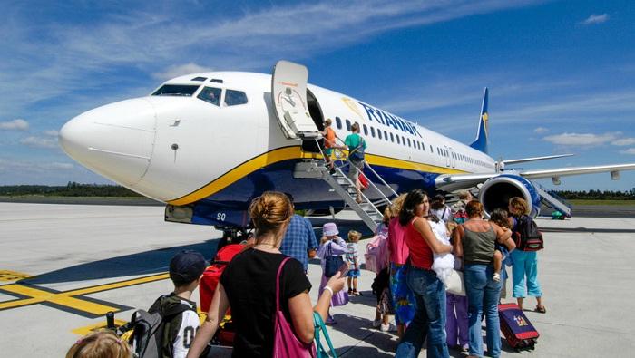 Compra vuelos lowcost Ryanair