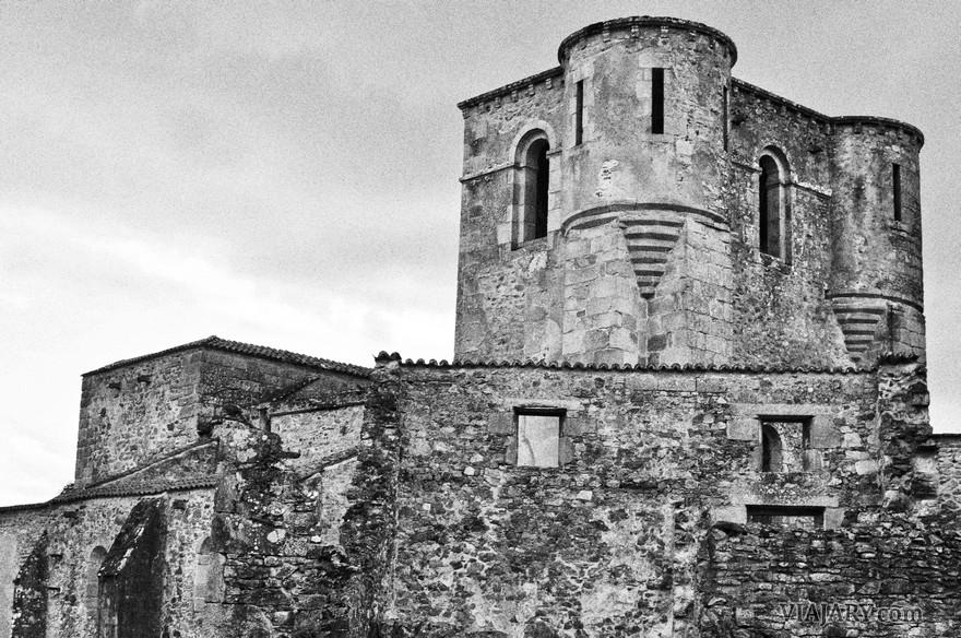 Oradour-Sur-Glane: Fotos en blanco y negro