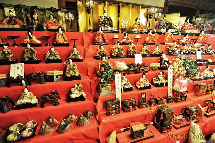 Hina matsuri coleccion muñecas