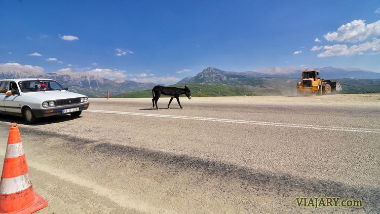 carreteras conducir en turquia